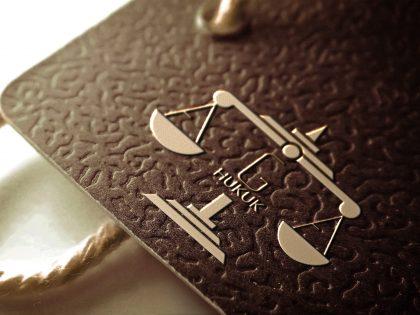 AGA Hukuk Logo Tasarım