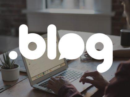 """Blog yazarları için yeni domain uzantısı """".blog"""""""