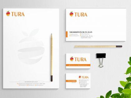 Tura Narenciye Logo Tasarımı ve Kurumsal Kimlik